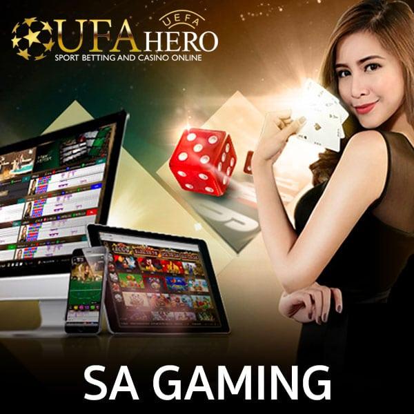 UFA SA Gaming